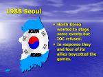 1988 seoul