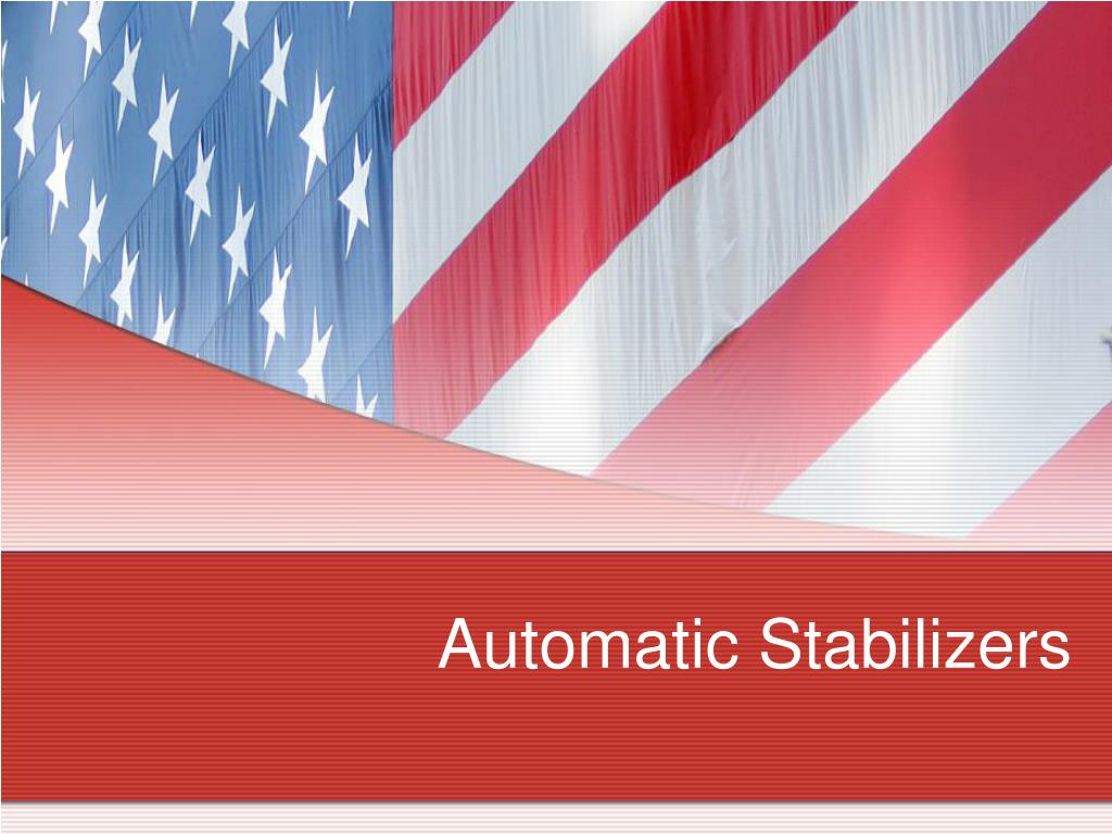 automatic stabilizers l.