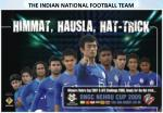 the indian national football team
