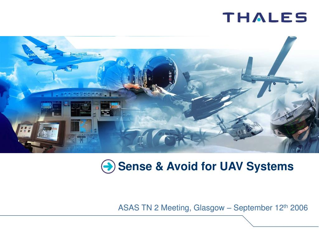 sense avoid for uav systems l.