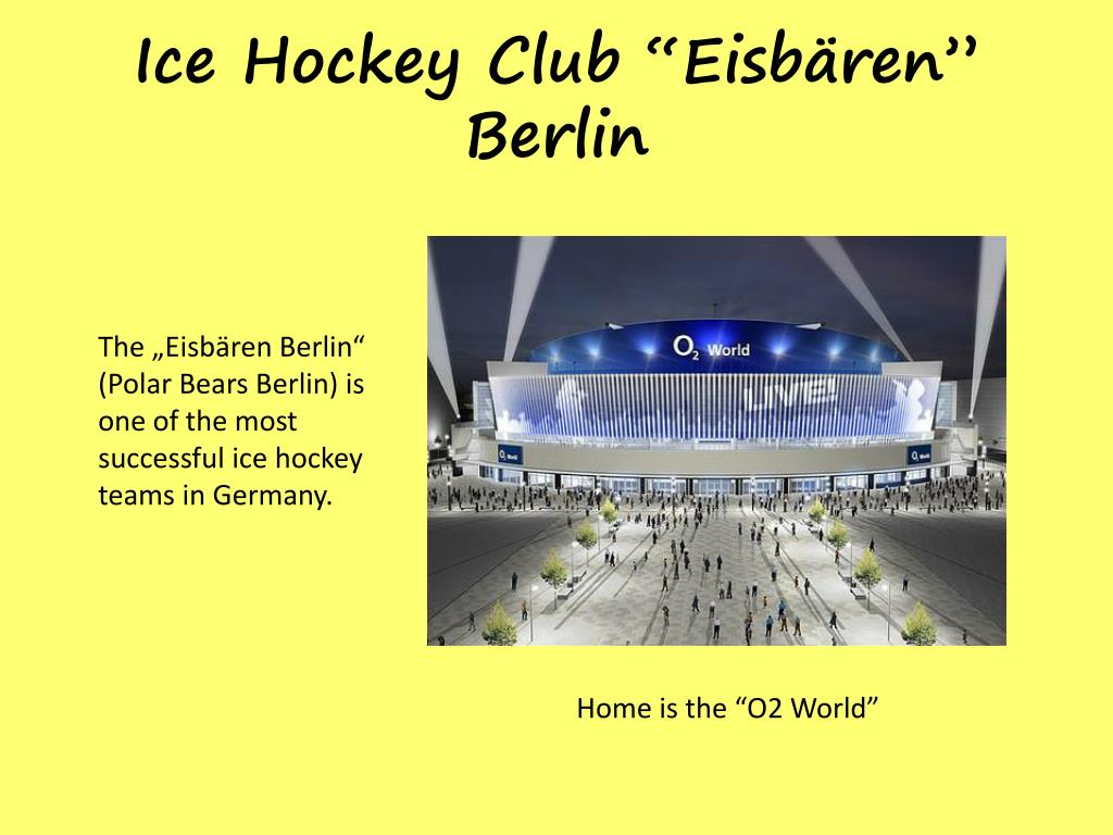 "Ice Hockey Club ""Eisbären"" Berlin"