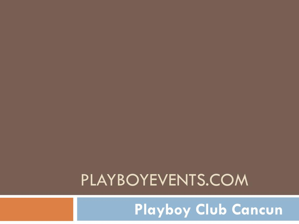 playboyevents com l.