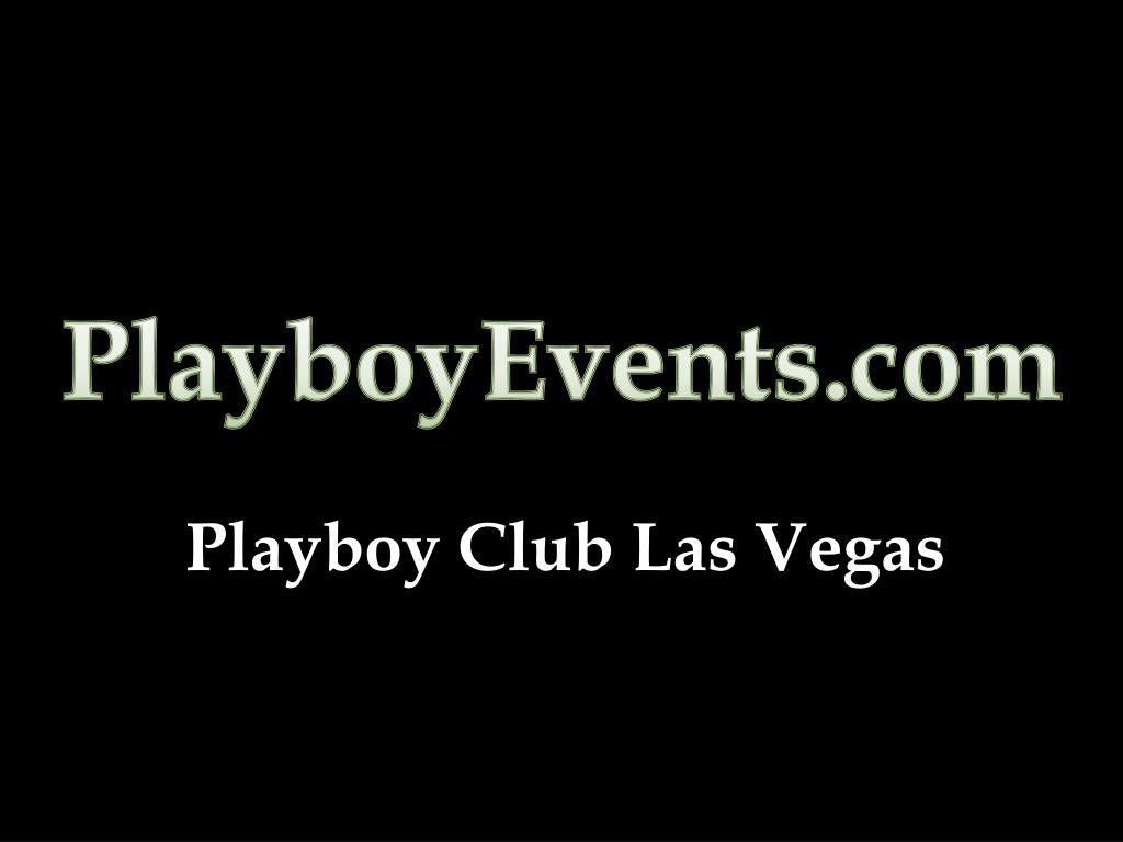 playboy club las vegas l.