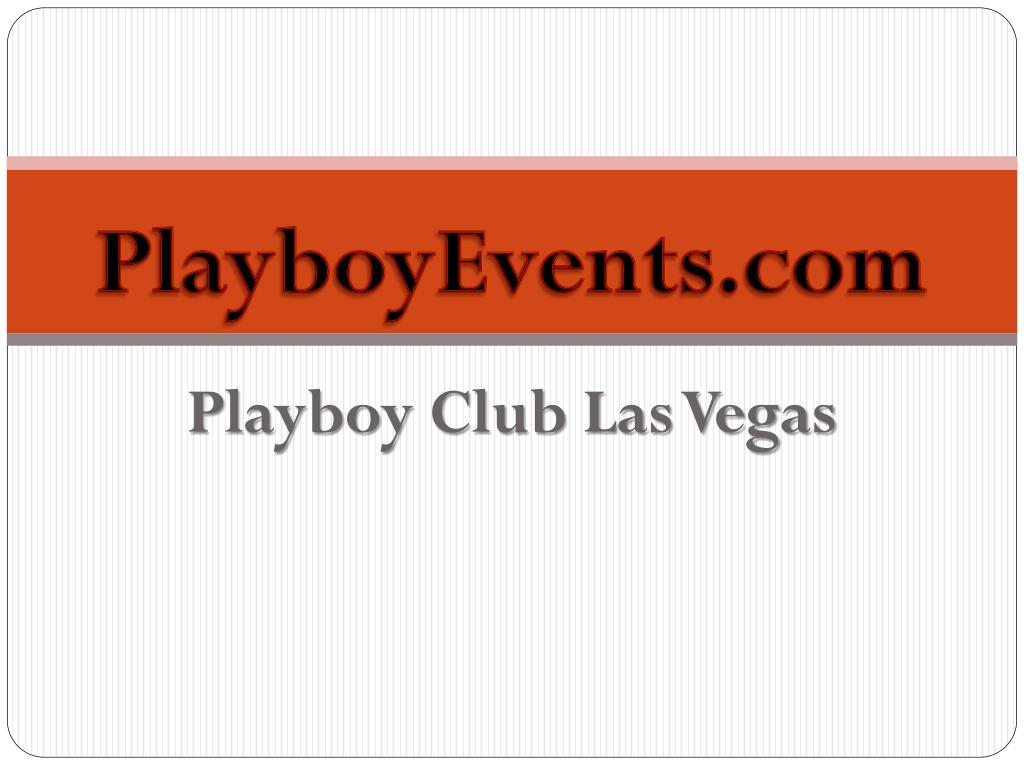 playboy club las vegas l.