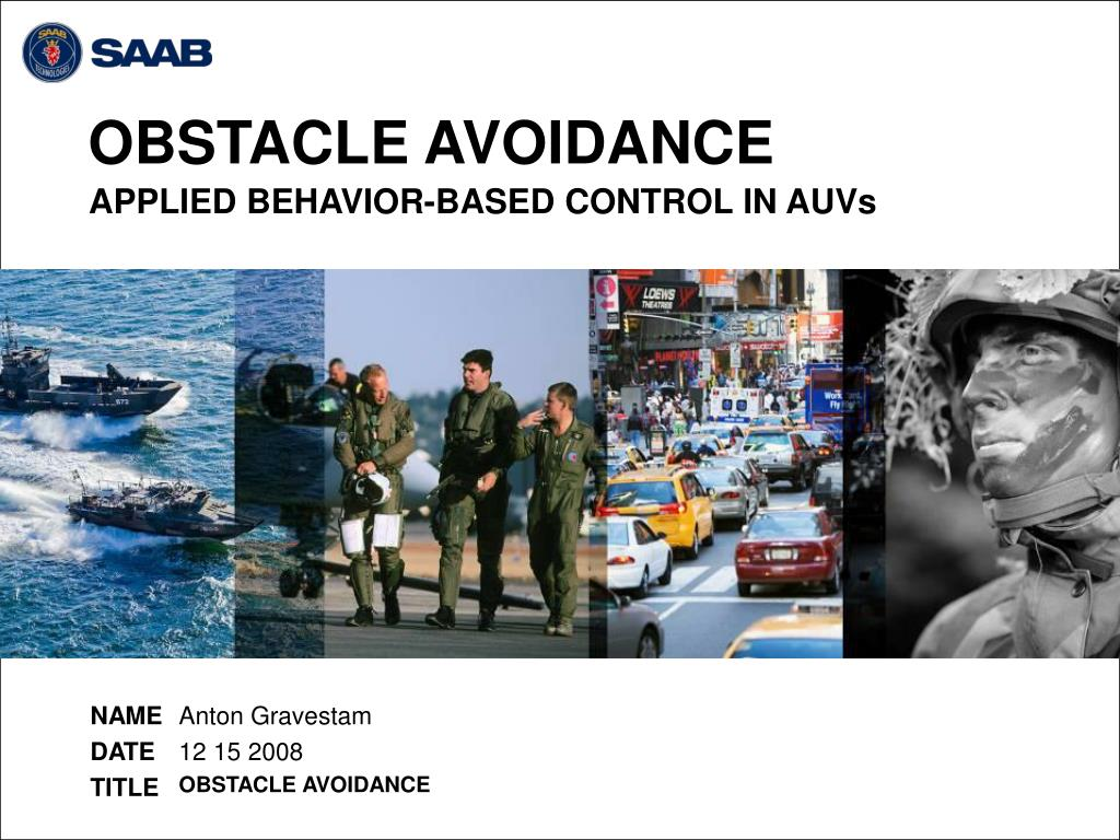 obstacle avoidance l.