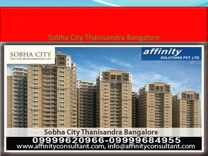 Sobha city thanisandra bangalore3