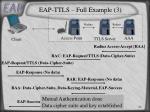 eap ttls full example 3