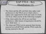 eap ttls key distribution 2