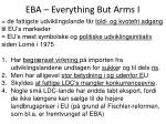 eba everything but arms i