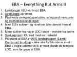 eba everything but arms ii