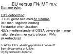eu versus fn imf m v