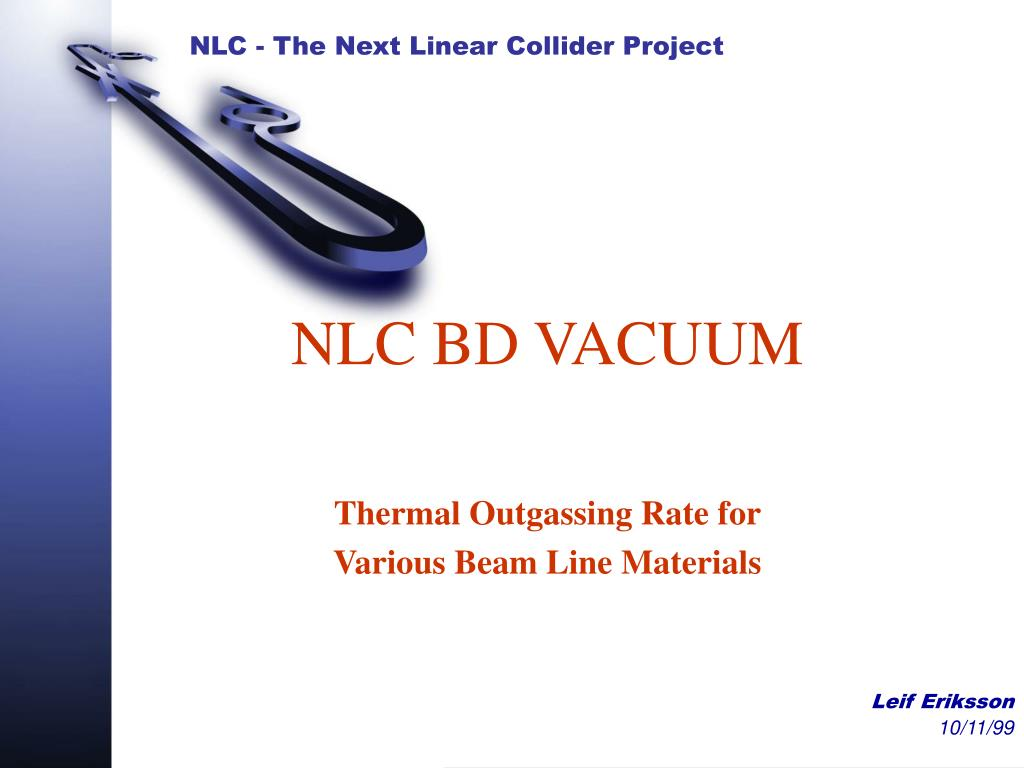 nlc bd vacuum l.