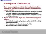 8 background study rationale