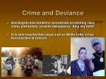 crime and deviance9