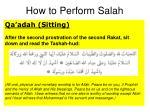 how to perform salah10
