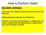 how to perform salah11
