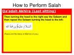 how to perform salah15