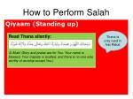 how to perform salah2