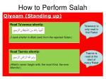 how to perform salah3