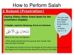 how to perform salah8