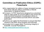 committee on publication ethics cope flowcharts