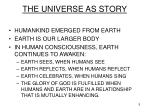 the universe as story5