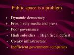 public space is a problem33