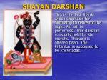 shayan darshan