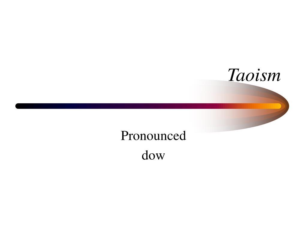 taoism l.