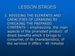 lesson stages1