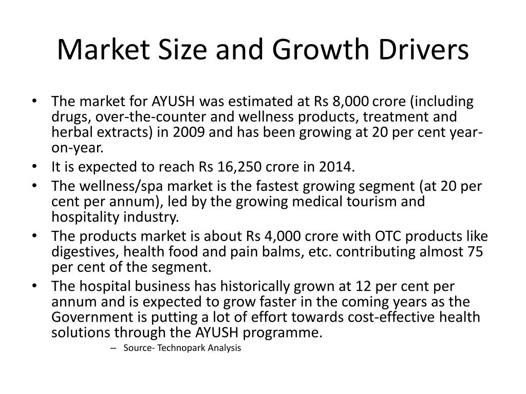 Market Size and Growth Drivers