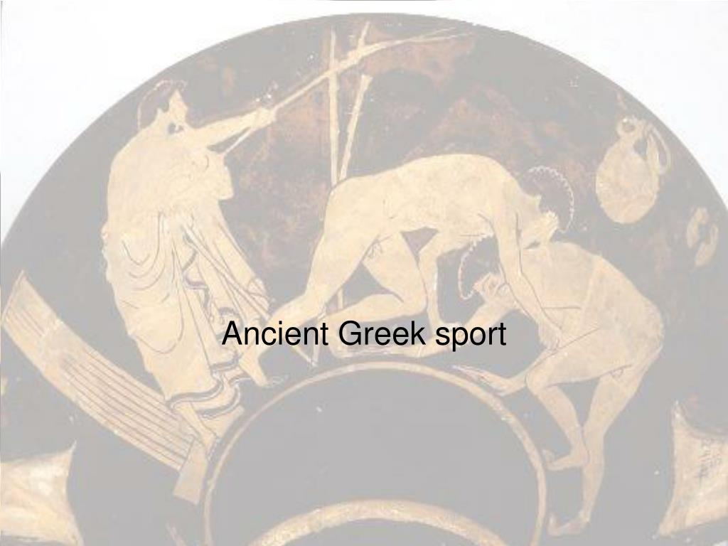 ancient greek sport l.