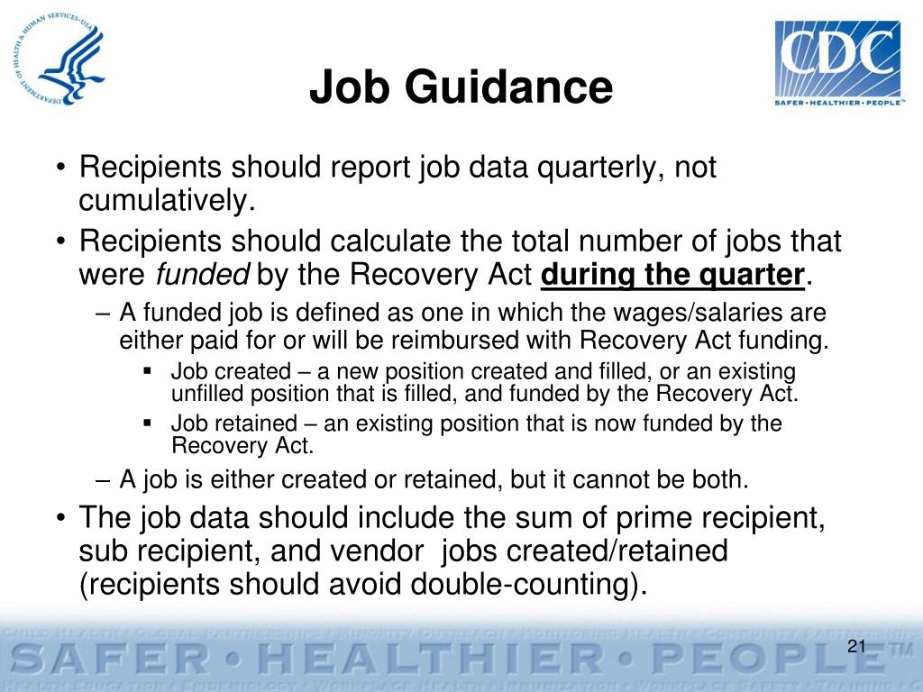 Job Guidance