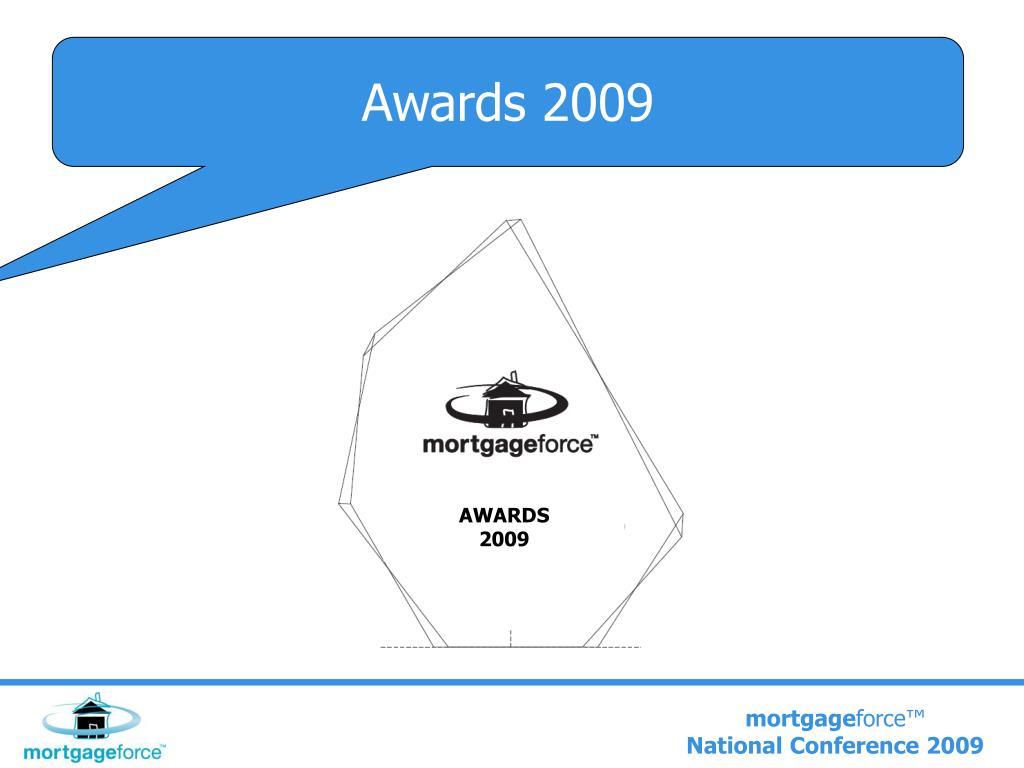 awards 2009 l.