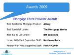 awards 20092