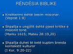 r nd sia biblike