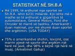 statistikat n sh b a