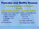pancake and waffle houses28