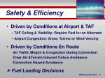 safety efficiency31