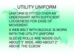 utility uniform1
