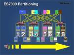 es7000 partitioning