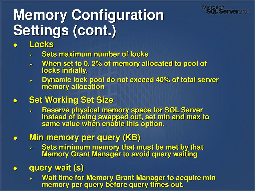 PPT - Large-Scale SQL Server Deployments for DBAs PowerPoint
