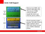 32 bit vlm support43