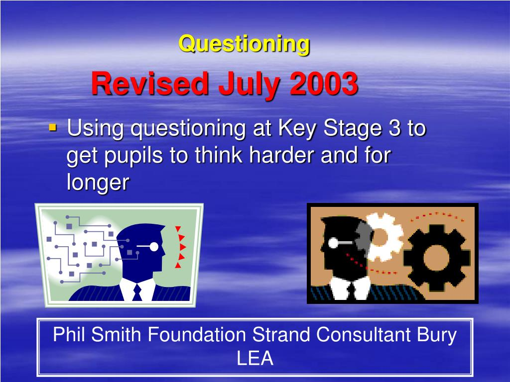 revised july 2003