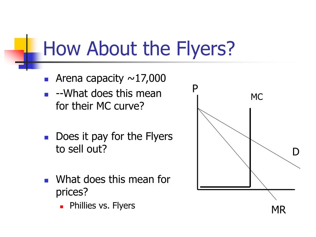 How About the Flyers?