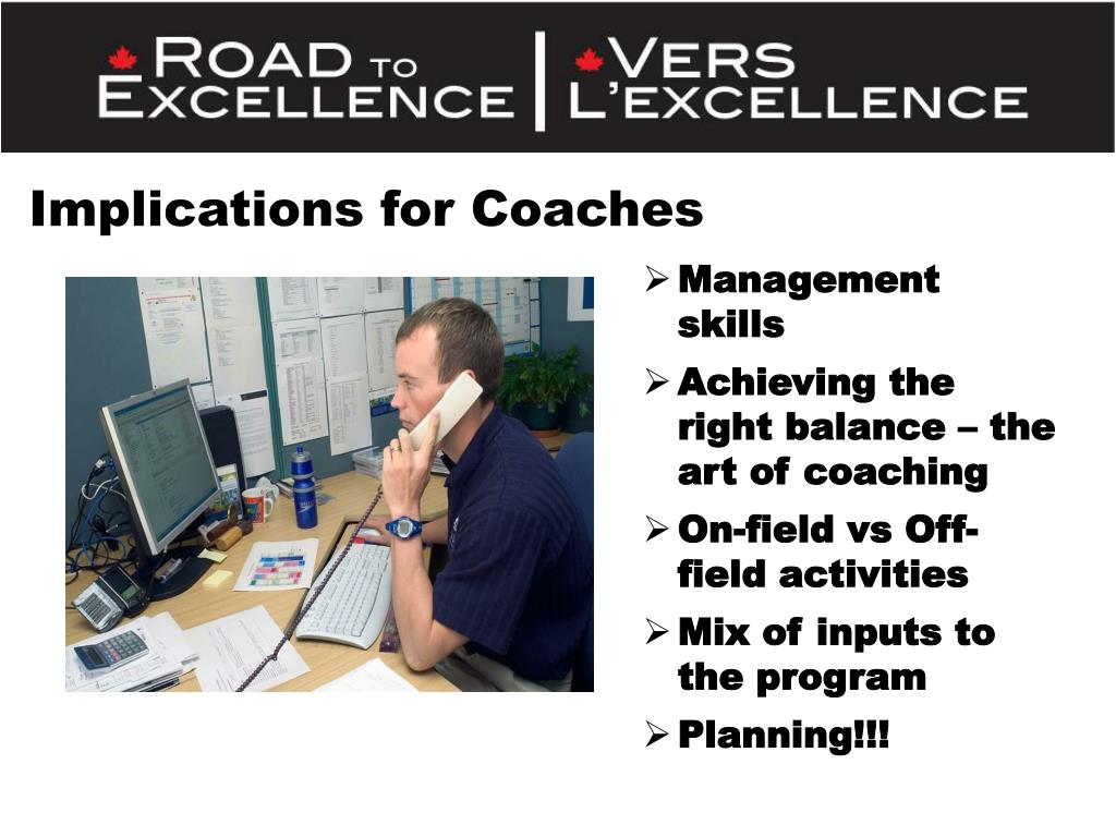Implications for Coaches