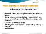 free and open source software6