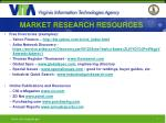 market research resources