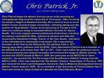 chris patrick jr