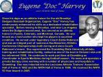 eugene doc harvey
